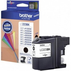 BROTHER LC223 NEGRO...