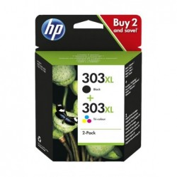 HP 303XL Negro + Color Pack...